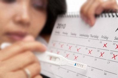 Почему нет месячных, а тест на беременность отрицательный причины